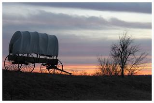 Ranchland Sunset