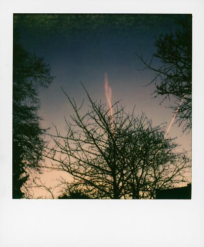 My sky ...