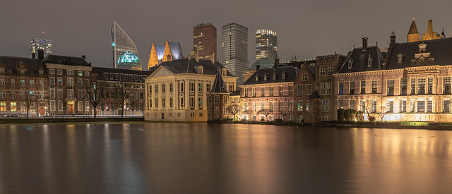 The Old and New The Hague ...