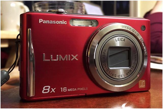 Thrift Store Find: Panasonic LUMIX DMC-FH27 Digital Camera
