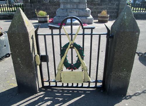 Haig Memorial Gates, Ladybank