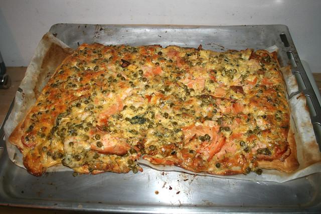 03 - Salmon pizza - crashed / Schwedenpizza verunglückt