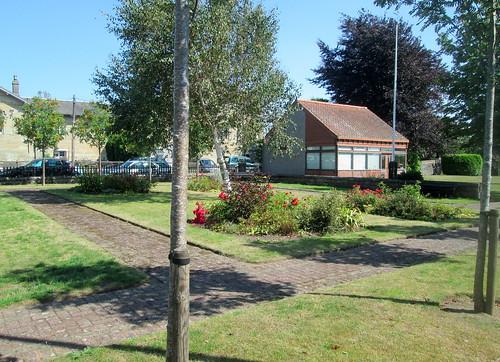Haig Memorial Garden, Ladybank