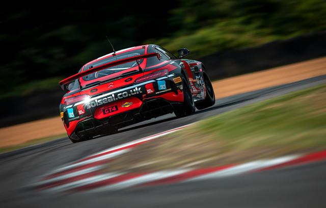 British GT 2019 - Brands Hatch
