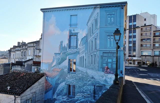 Graffiti, Angouleme