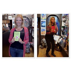 Mon, 01/06/2020 - 10:21 - L. A. based actress @hilarybarraford. We last saw her in 2013. Great to get another photo, this time with the second Princess Pumpalot book & compare it with the original photo 7 years earlier. What can we say? Hilary hasn't changed a bit & is still a good farter! #Fart2020