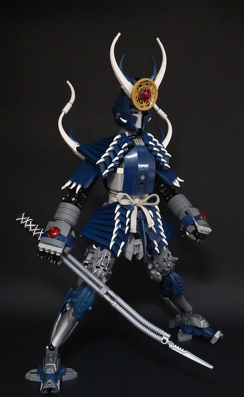 Kishiaru, the Emperor's Left Fang