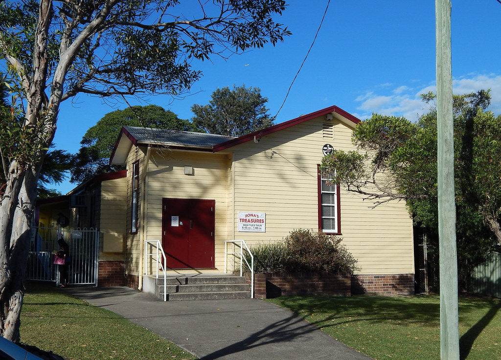 Uniting Church Preschool, Ermington, Sydney, NSW.