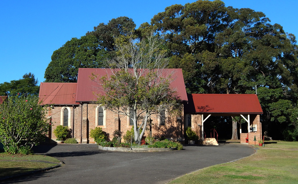 St Marks Anglican Church, Ermington, Sydney, NSW.