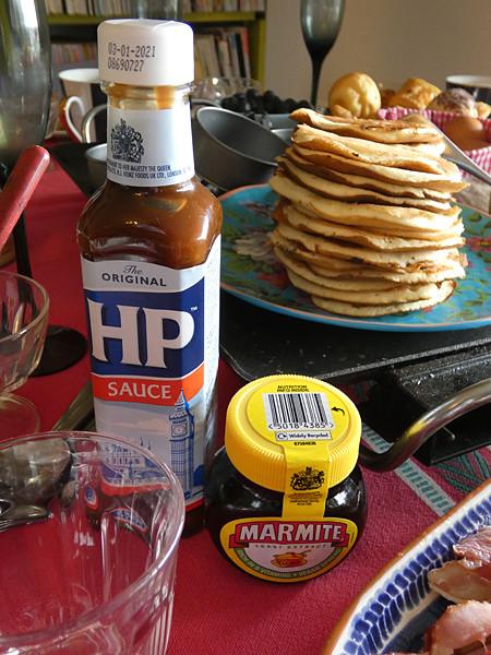 english sauces