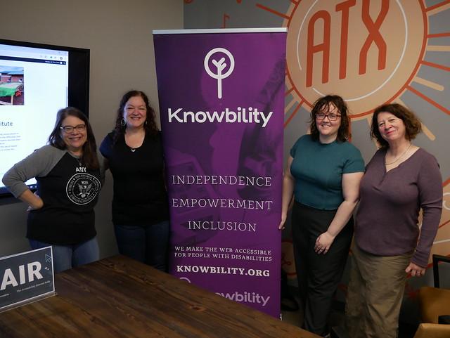 Women Rock Accessible Web Design!