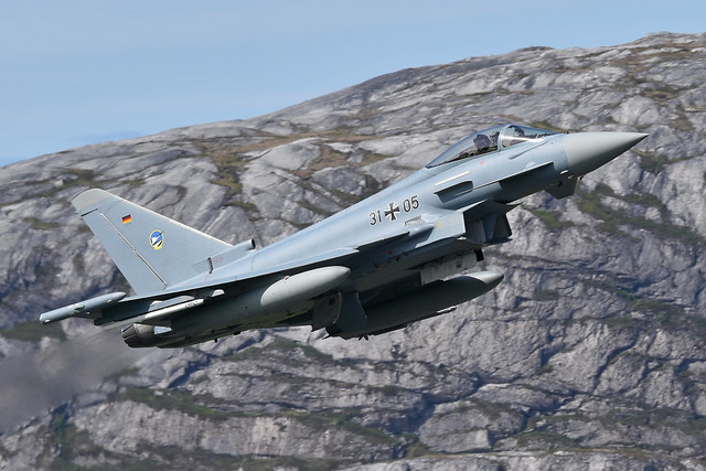 Eurofighter EF2000 '31+05'