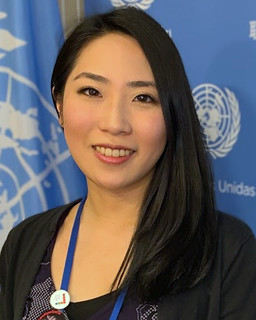 Kaori Yoshida, Nikkei - Member at Large, UN Correspondents Association Executive Team 2017-2020