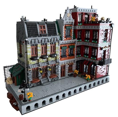 Modular City Block