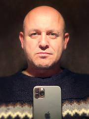 El primer selfie del año