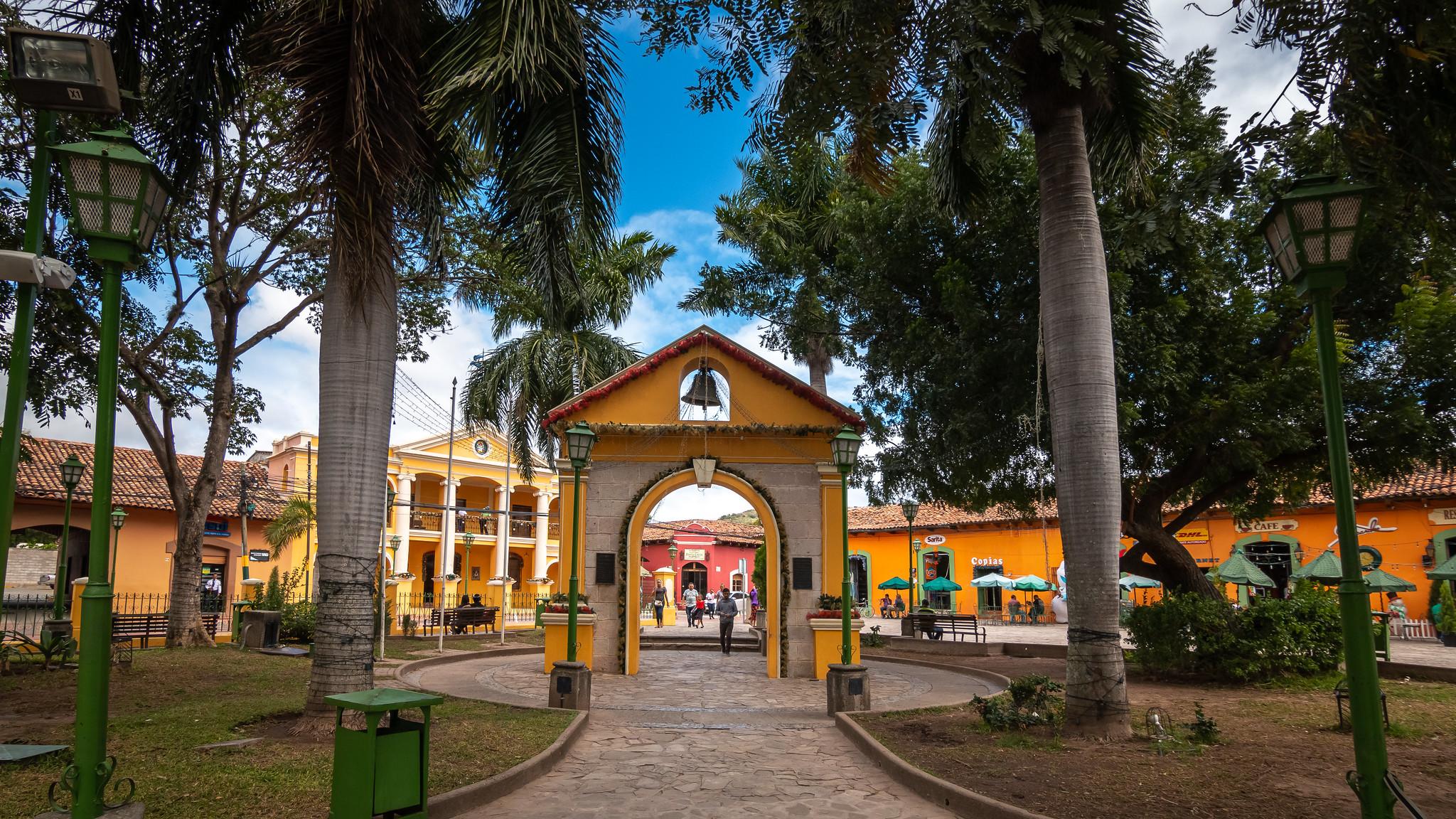 Comayagua - [Honduras]