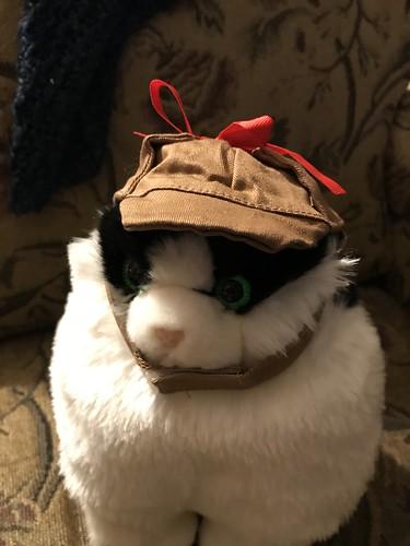 Snox Boop, detective