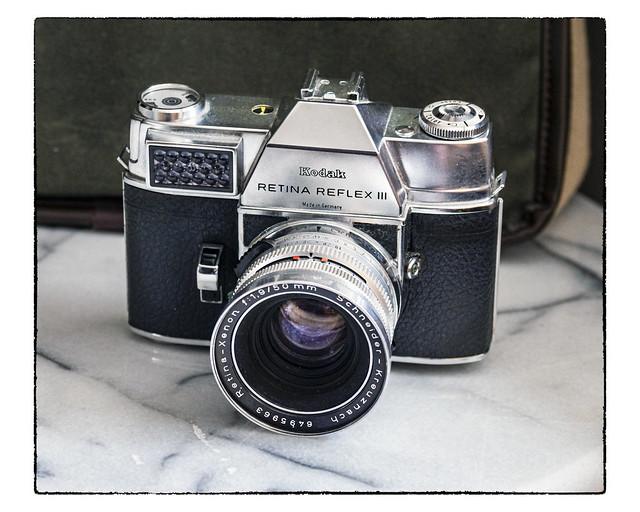 Kodak Retina Reflex III   1962-64