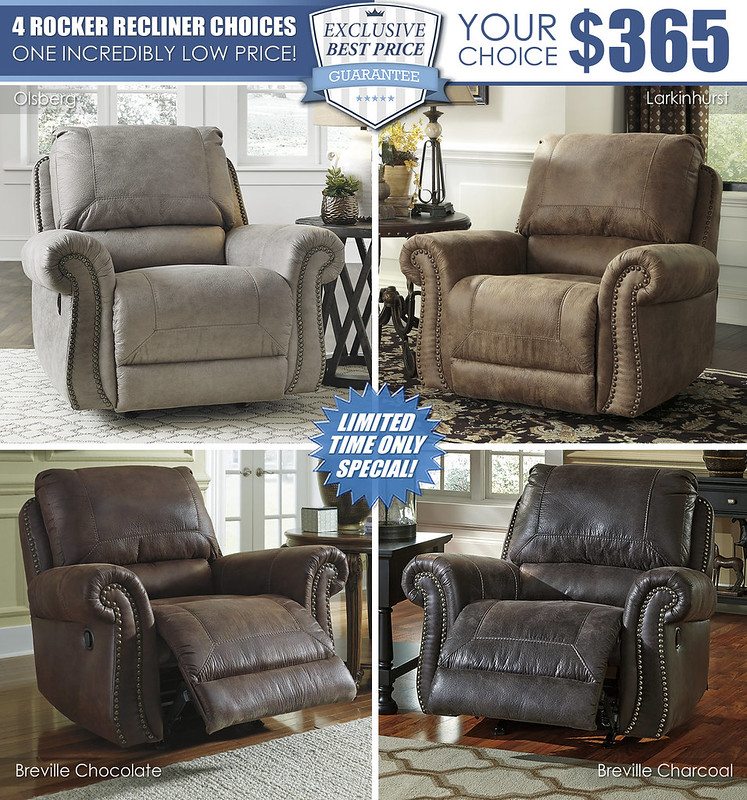 Your Choice 365 Rocker Recliners