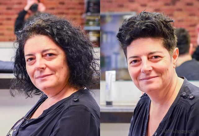 Haircut by Ramona