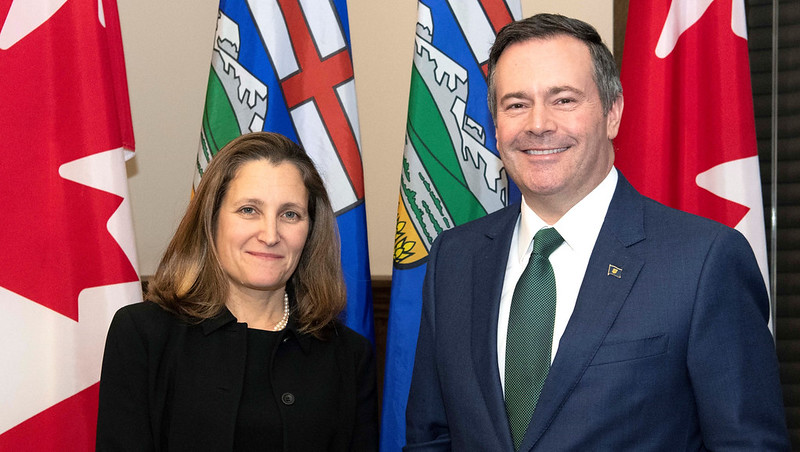 Premier continues to work for fair deal in meeting with Deputy Prime Minister