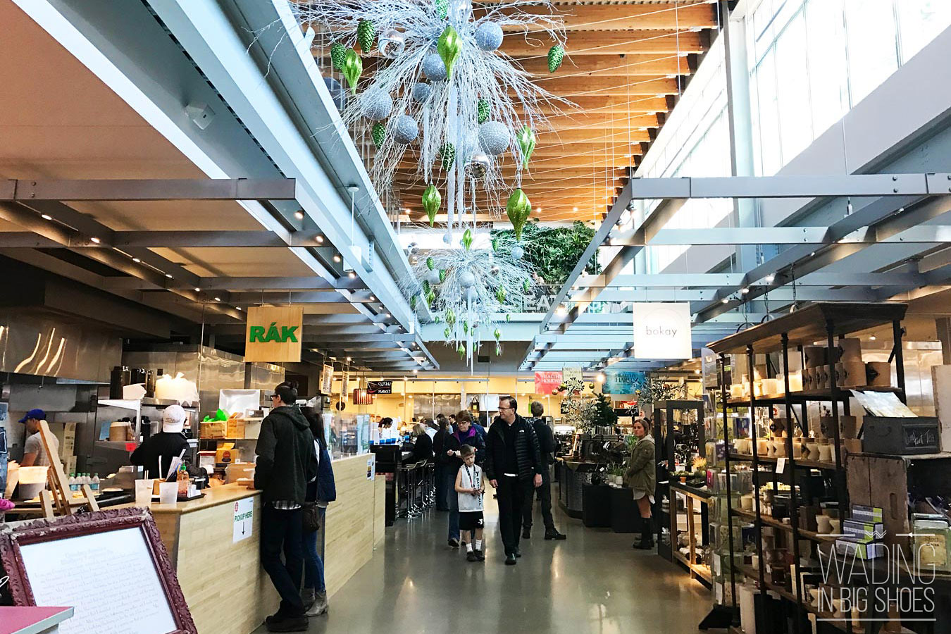 Food Lover's Dream: Explore Grand Rapids' Downtown Market - Wading in Big Shoes