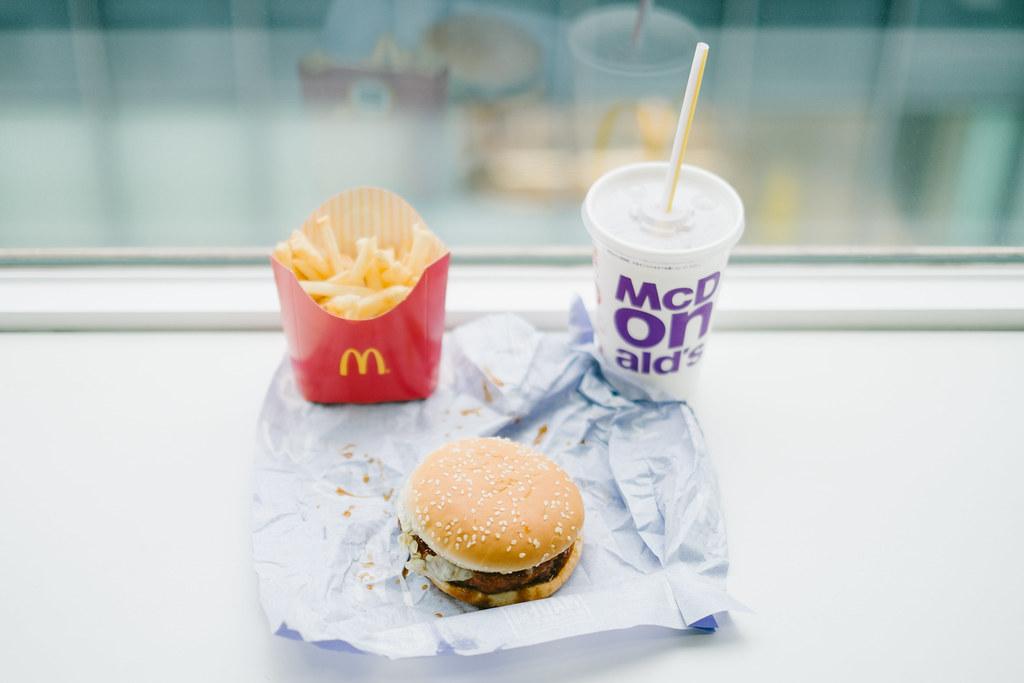 McDonald's 020/01/08 XE108255