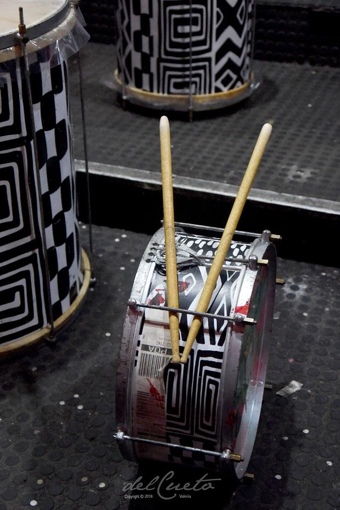 Mang Ens 200104 028 Bateria grid instrumento tarol baqueta