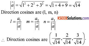 2nd PUC Maths Model Question Paper 2 with Answers - 2