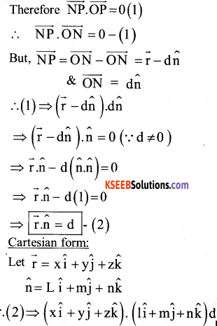 2nd PUC Maths Model Question Paper 2 with Answers - 47