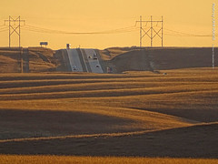 Flint Hills and I-35/Kansas Turnpike, 31 Dec 2019