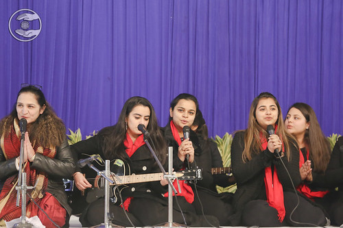 English group song by Kalkaji's youth