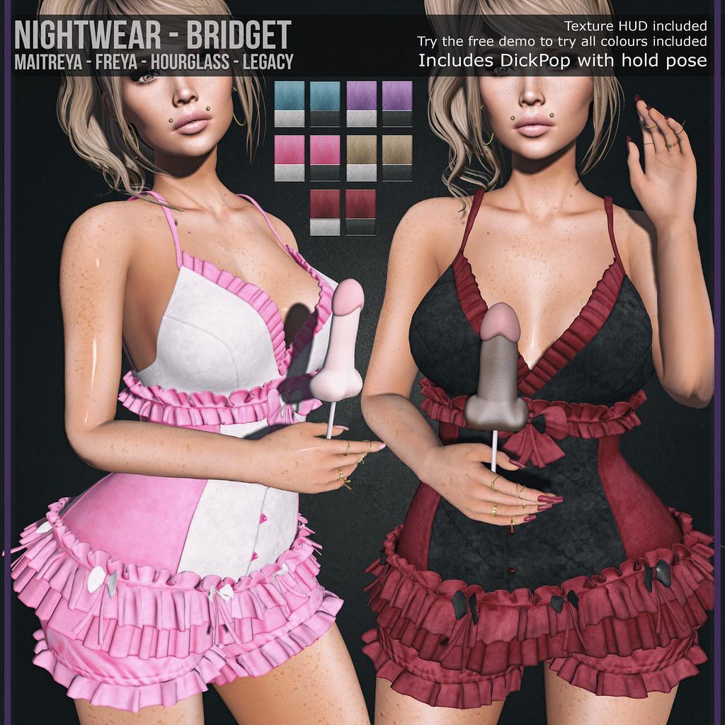 Nightwear – Bridget