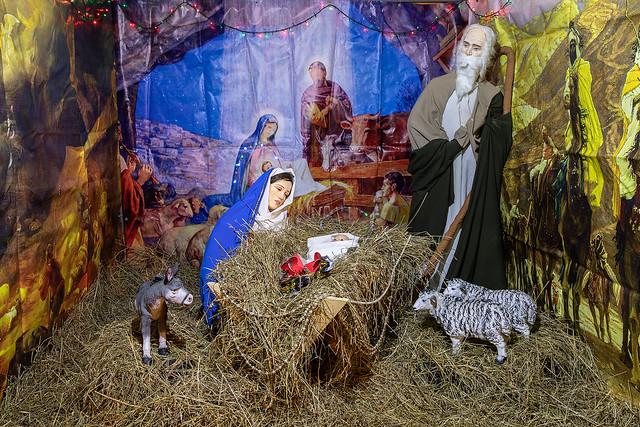 7 января 2020 г. Рождество Христово. Ночная Божественная Литургия.