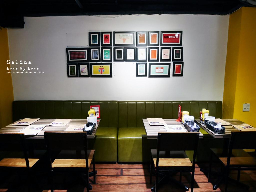 台北西門町可帶寵物餐廳Stan Cat史丹貓美式料理好吃漢堡早午餐 (6)