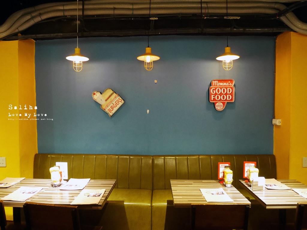 台北西門町可帶寵物餐廳Stan Cat史丹貓美式料理好吃漢堡早午餐 (5)