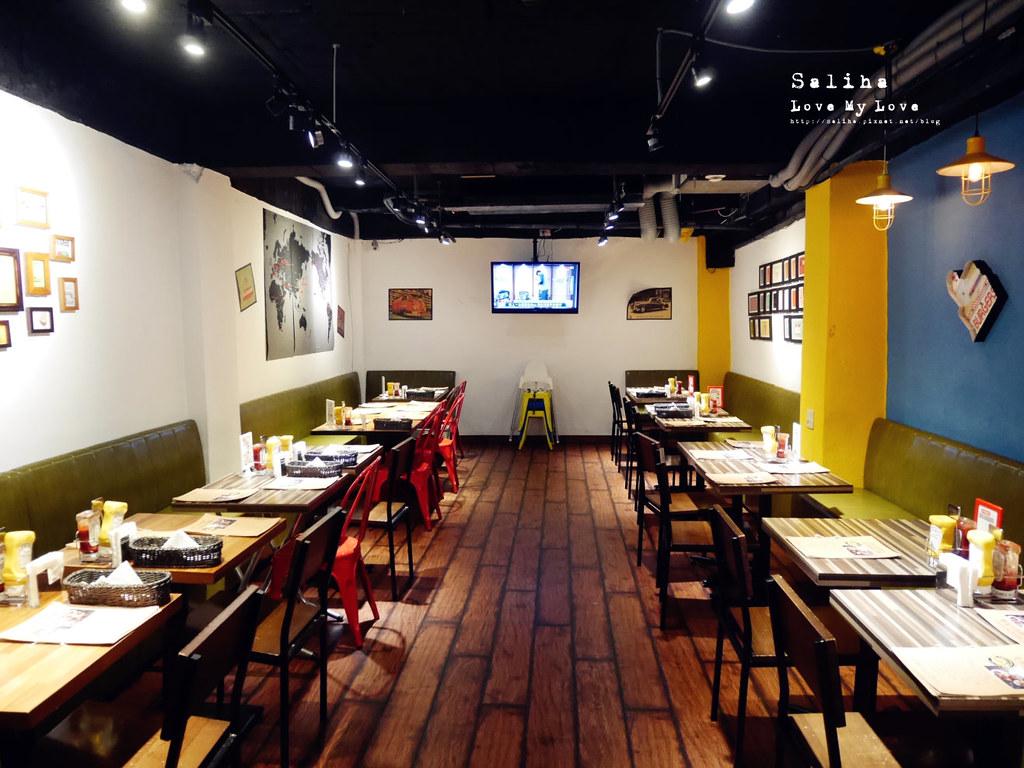 台北西門町可帶寵物餐廳Stan Cat史丹貓美式料理好吃漢堡早午餐 (4)