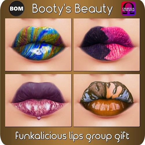 New group gift for bakes on mesh & Omega available!