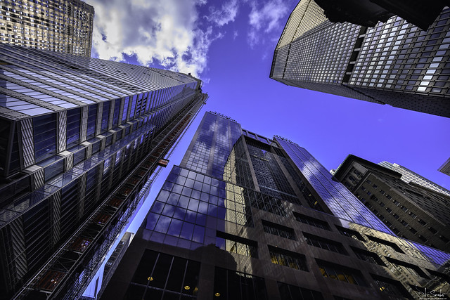 Willis Towers Watson in New York City - USA