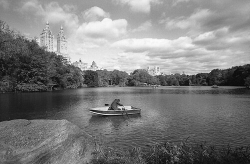 Central Park, N.Y., Jacqueline Kennedy Onassis Reservoir