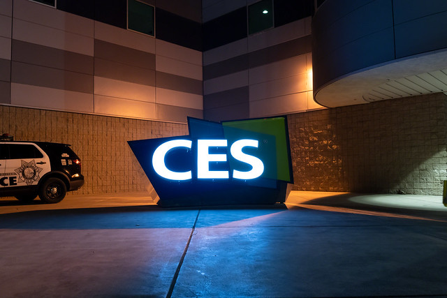 CES 2020 - Day 1