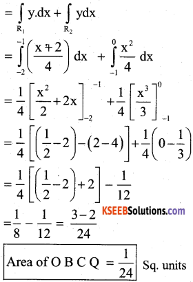 2nd PUC Maths Model Question Paper 2 with Answers - 48