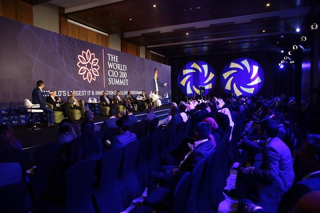 The World CIO 200 Summit - Day 1