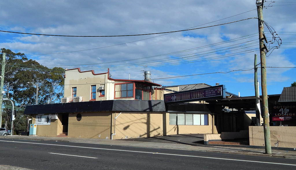 The Family Inn, Rydalmere, Sydney, NSW.