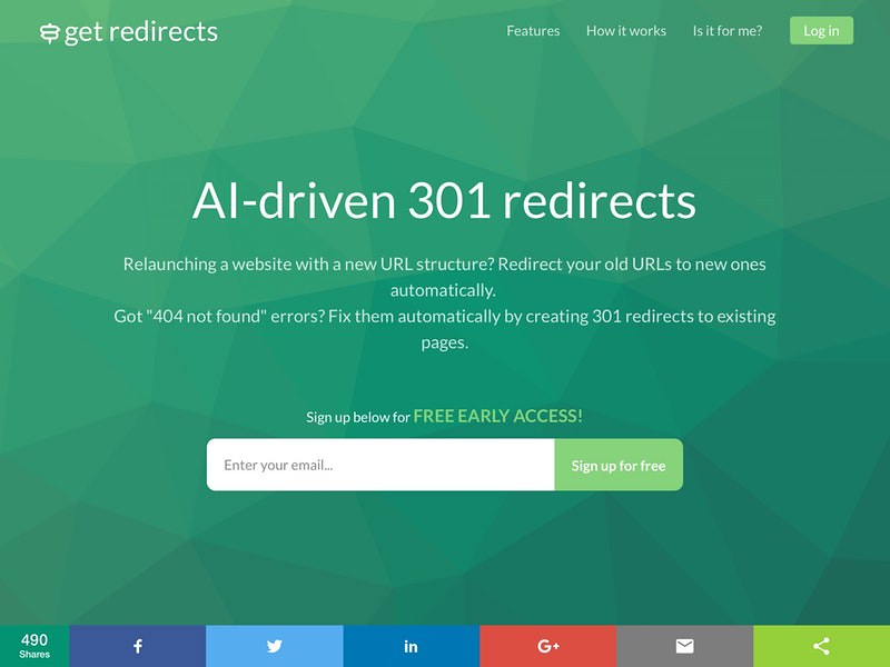 Get Redirects