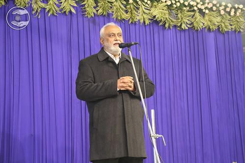 Member CPAB SNM Narinder Singh 'Mamaji'