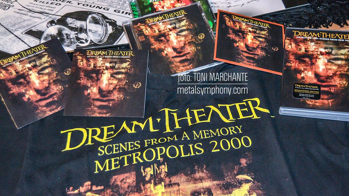 Dream Theater – Metropolis pt.2: Cuando La Música Se Convierte En Cine