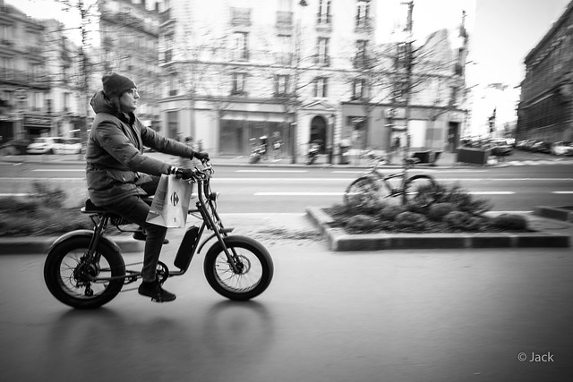 panning bike