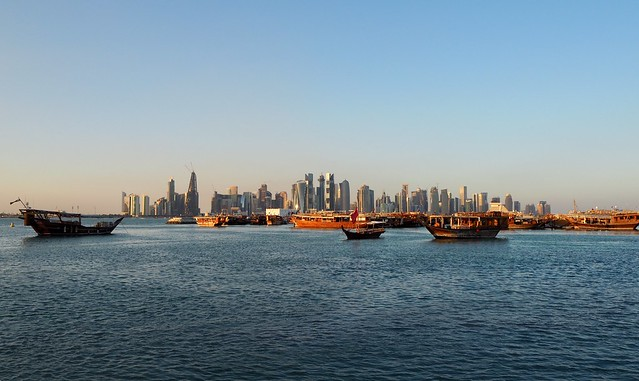 West Bay, Doha - Qatar