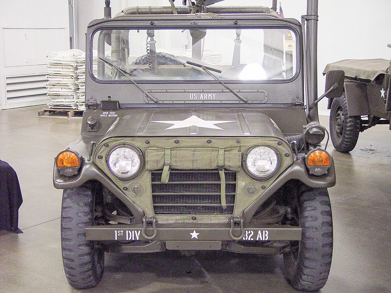 Ford M151 Mutt 1